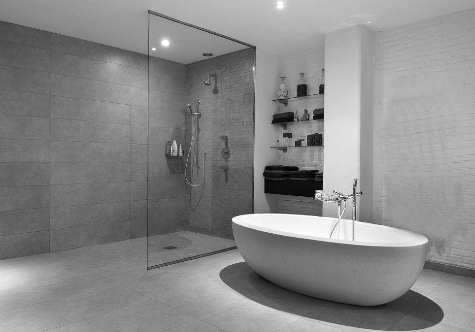 tout savoir sur la douche italienne prix de pose tarif. Black Bedroom Furniture Sets. Home Design Ideas
