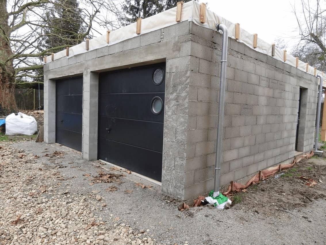 Garage à Construire Ou Préfabriqué Prix Conseils Et Budget à Prévoir