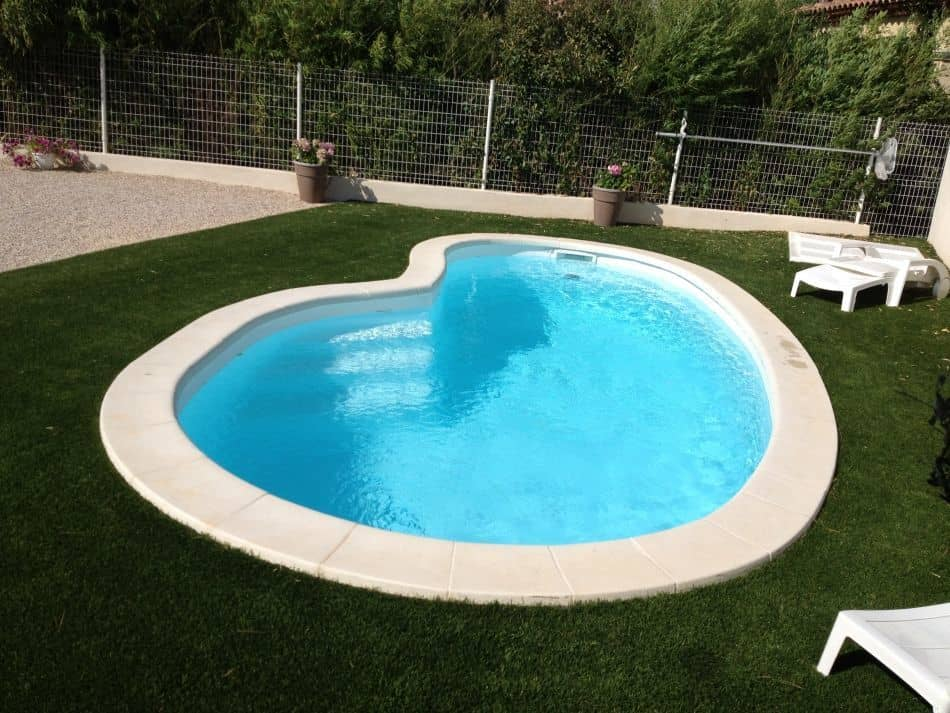 Mini piscine (c) Arion Piscines Polyester