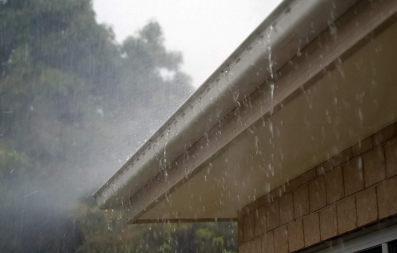 Eaux pluviales toiture