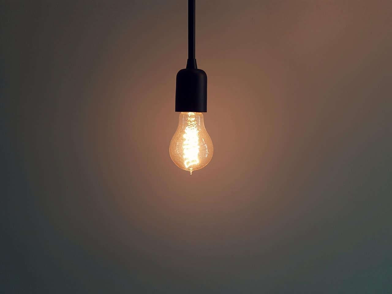 éclairage électricité